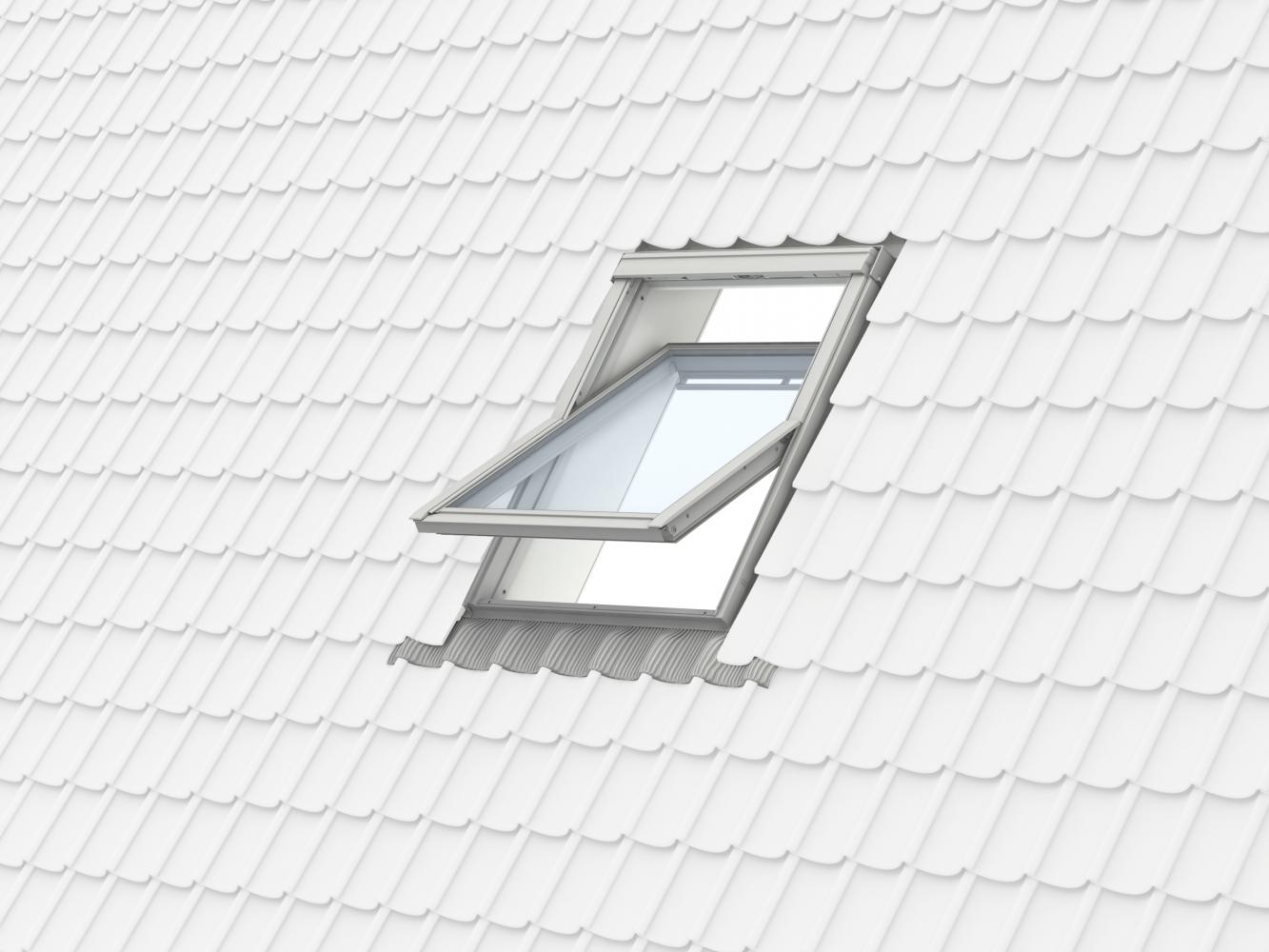 Fereastra de mansarda Velux GZL 1051 Standard, deschidere de sus, MK06 78x118 cm