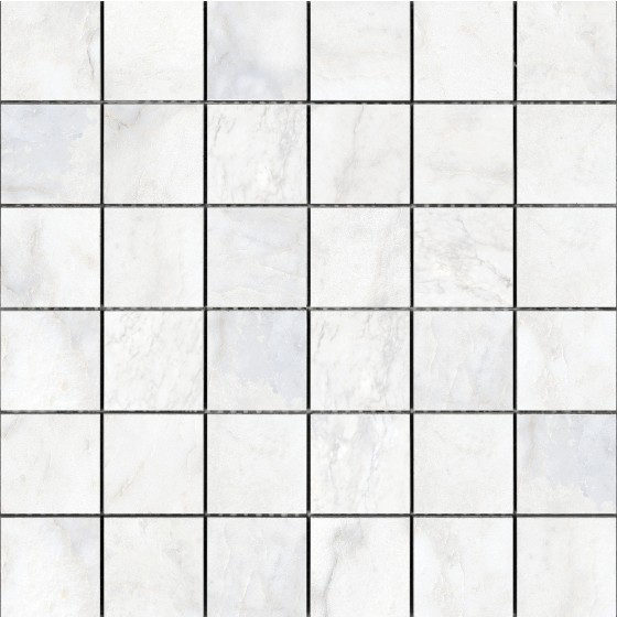 Mozaic Venato 30x30 / 5x5 cm, white