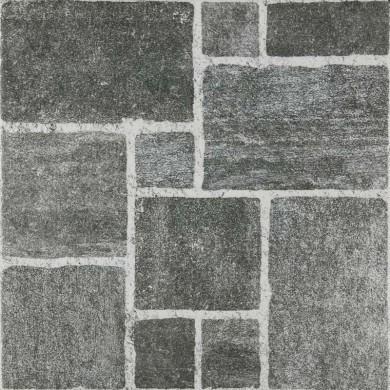 Gresie Duster 33.3x33.3 cm,  anthracite